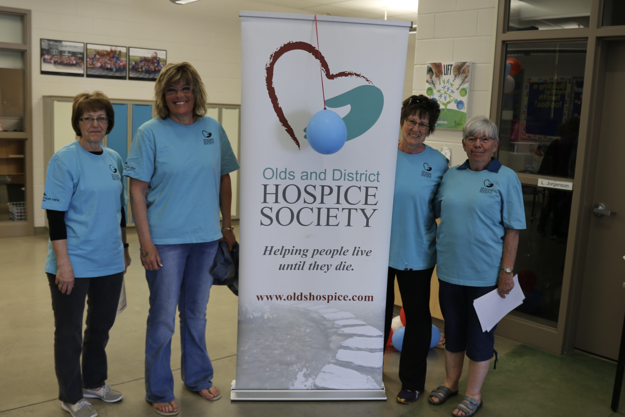 1-Hike for Hospice 2017